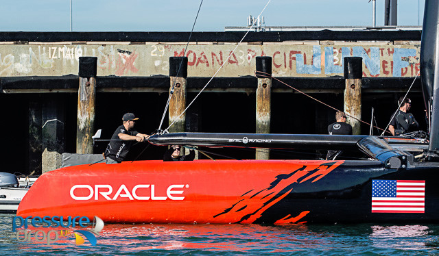 Oracle Racing AC45 Turbo