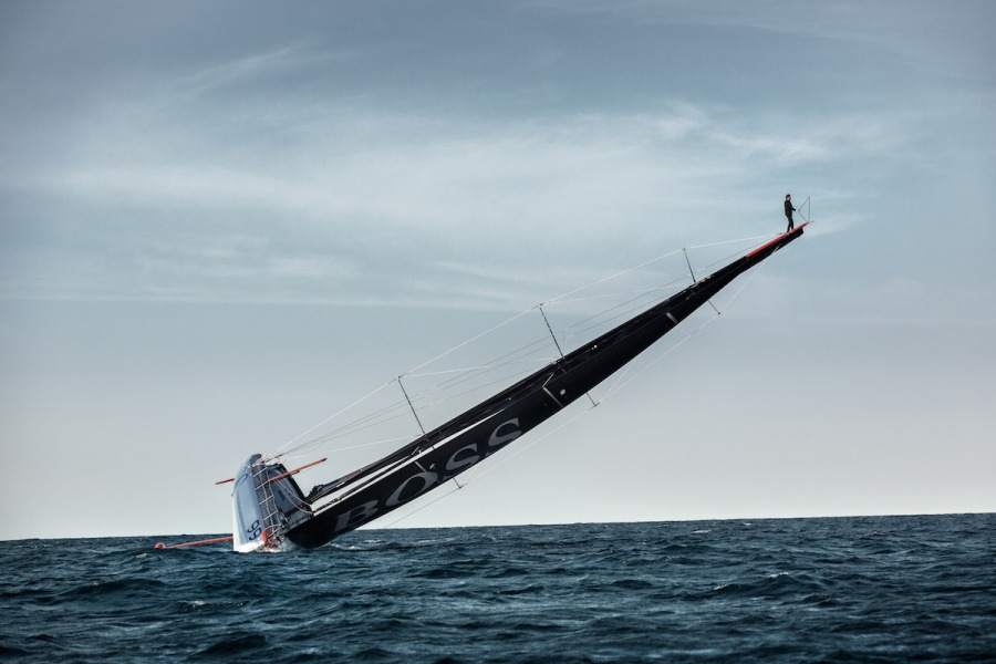 alex thomson hugo boss imoca