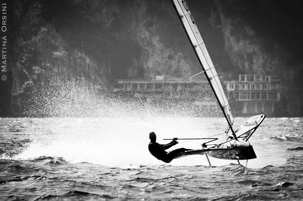Vote for Martina at 2015 MIRABAUD YACHT RACING IMAGE