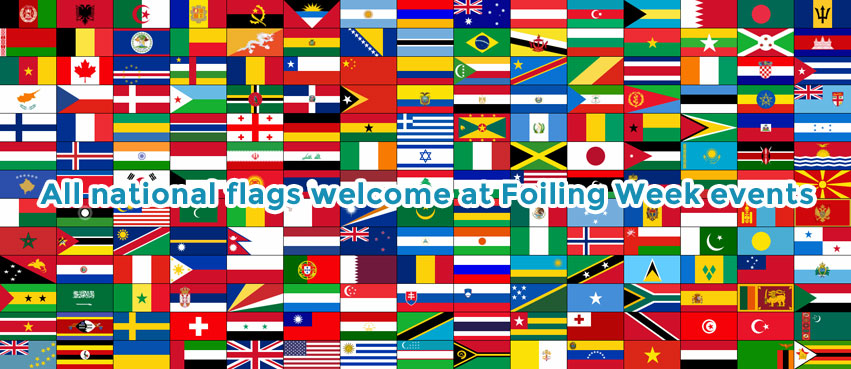 World Flags Wallpapers Foiling Week