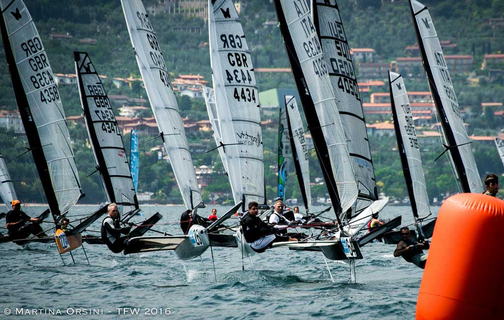 Moth @ Foiling Week 2016